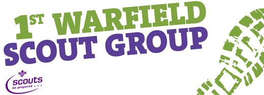 1st Warfield Scouts